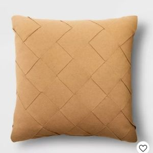 Square Basket Weave Throw Pillow - Project 62™